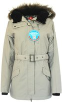 Columbia BEVERLY MOUNTAIN II Women's Winter OMNI HEAT SKI Jacket $200 (M)