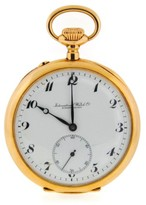IWC 31457 Vintage 14K Yellow Gold 54mm Pocket Unisex Watch