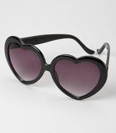 Fred Flare Heart Shaped Sunglasses