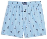 Psycho Bunny Woven Boxers