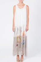 Catwalk Dip Dye Maxi Dress