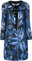Just Cavalli floral print dress - women - Spandex/Elastane/Viscose - 38