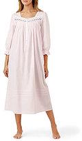 Eileen West Ruffled-Cuff Lawn Ballet Nightgown