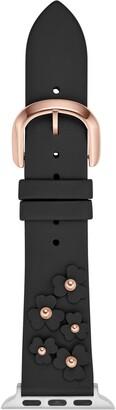 Kate Spade floral applique Apple Watch® strap