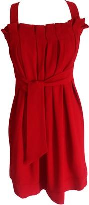 Onelady Carol Mini Dress In Red