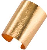 Josie Natori Hammered Gold Cuff