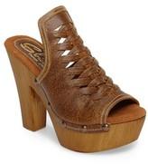 Sbicca Women's Kinga Platform Sandal