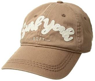 Roxy Dear Believer 2 Baseball Cap (Cafe Au Lait) Baseball Caps