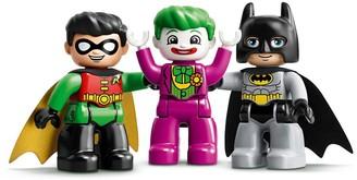 10919 DC Super Heroes Batman Batcave and Batmobile