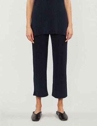 Max Mara Giusy stretch-knit pyjama bottoms