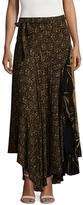 Free People Mona Lisa Printed Maxi Skirt