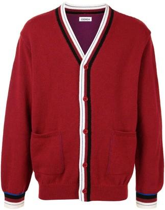 Coohem Shetland tech-knit cardigan