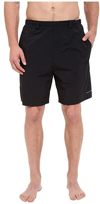 Columbia Big Tall Backcast IIItm Water Trunk (Black) Men's Swimwear