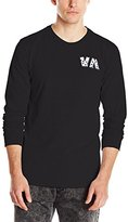 RVCA Men's Bert Wolf Long Sleeve T-Shirt