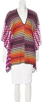 Missoni Oversize Patterned Cover-Up