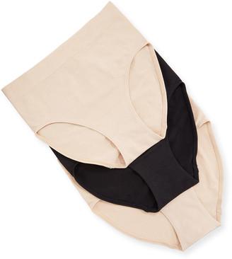 Wacoal Three-Pack B-Smooth Bikini Briefs
