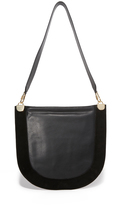Diane von Furstenberg Leather & Suede Bag
