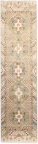 F.J. Kashanian Oushak Hand-Knotted Wool Runner