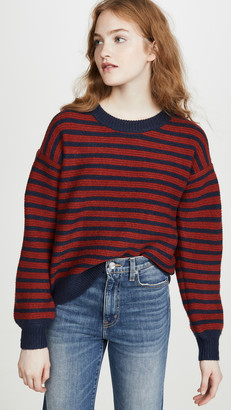Madewell Ada Stripe Sweater