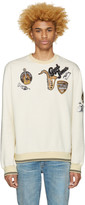 Dolce & Gabbana Ivory 'Good Times' Pullover