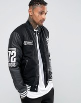 adidas Badge Varsity Jacket AY9148
