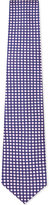 Eton Shadow Spot Woven Silk Tie