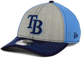 New Era Tampa Bay Rays Heathered Neo 39THIRTY Cap