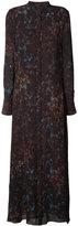 Josh Goot floral print dress