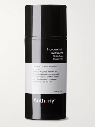 Anthony Logistics For Men Ingrown Hair Treatment, 90ml - Men - Colorless