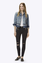 J Brand 8227 Photo Ready Ankle Skinny in Blue Mercy