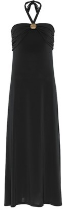 Max Mara Leisure Morris crApe midi dress