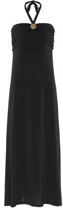 Max Mara Leisure Morris crepe midi dress