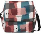 Petunia Pickle Bottom Boxy Backpack Diaper Bag in Watercolors