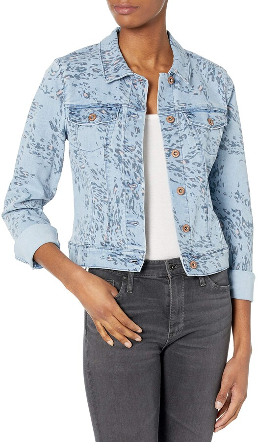Thumbnail for your product : Jessica Simpson Women's Peony Denim Jacket