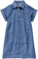Crazy 8 Chambray Shirt Dress