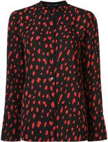 Proenza Schouler leopard print blouse - women - Silk/Acetate/Viscose - 6