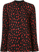 Proenza Schouler leopard print blouse - women - Silk/Acetate/Viscose - 8