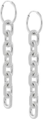 Coup De Coeur Chunky Chain earrings