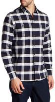 Howe Bristol Plaid Long Sleeve Woven Shirt