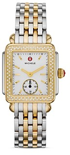 Michele Deco Watch, 29mm