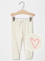 Gap Organic print pants