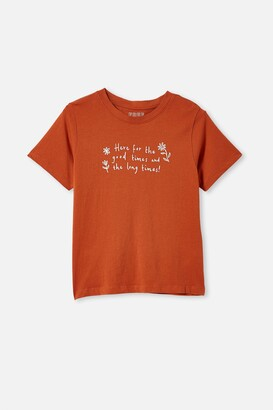 Cotton On Girls Classic Ss Tee