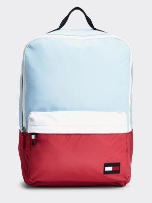 Tommy Hilfiger Kids' Square Backpack