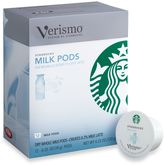 Starbucks VerismoTM 12-Count Milk Pods