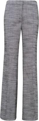 Dorothee Schumacher Structured Ambition Tweed Straight-Leg Pants