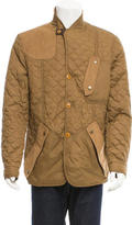 Barbour Quilted Stitch Jacket w/ Tags