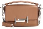 Tod's Double T Mini Leather Shoulder Bag