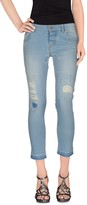 Atos Lombardini Denim pants - Item 42541804