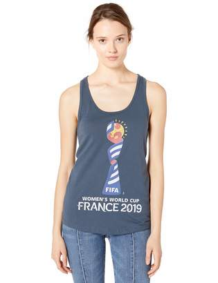Fifth Sun Junior's Officially Licensed FIFA World Cup Logo Racerback Tank