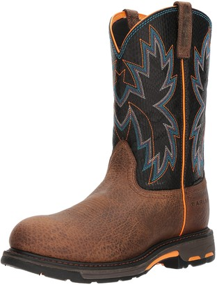 Ariat Work Men's Workhog Raptor Composite Toe Construction Boot